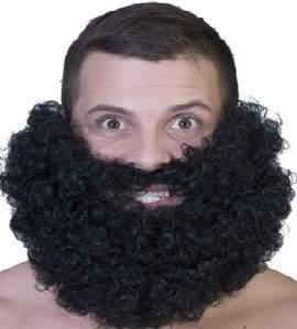 nagy fekete szakáll