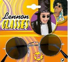 Fesztivál / party szemüveg - John Lennon