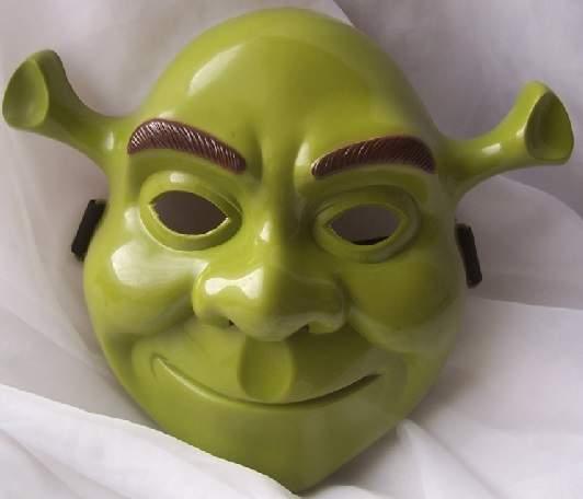 Shrek álarc