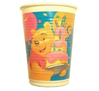 Micimackós pohár