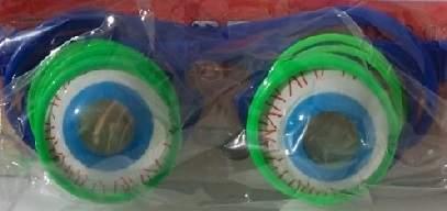 szemüveg - rugós szem