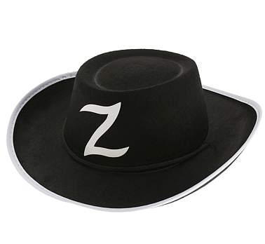 Zorro kalap - gyerek méret