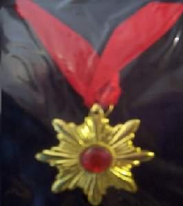 Drakula medál