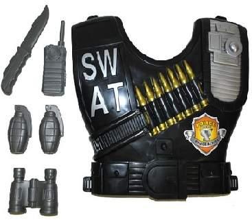 SWAT kommandós szett
