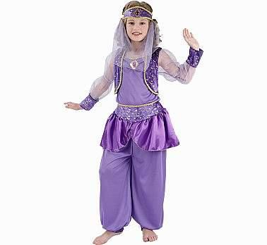 Hercegnő vagy táncos jelmez (110/120 -as méret)
