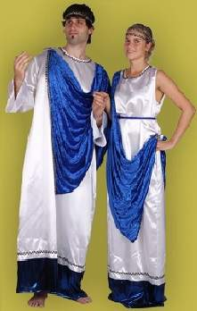 Görög - nő / férfi