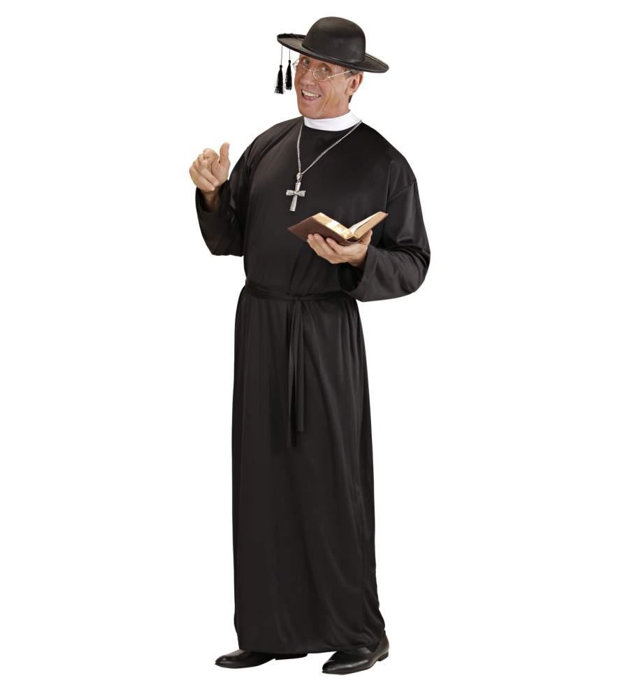 Atya / lelkész / pap jelmez - (W.)