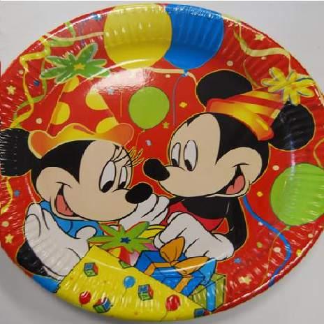 Mickey egeres tányér