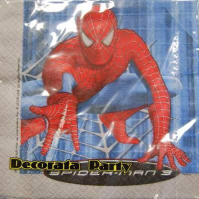 pókemberes szalvéta