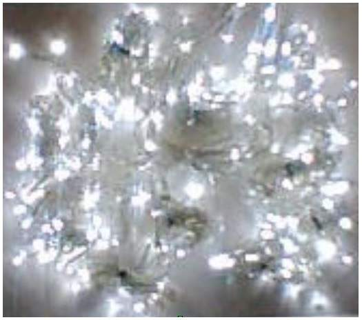 LED fényfüggöny