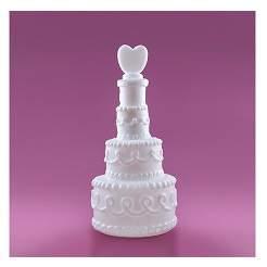 esküvői buborékfújó - szívvel (4 db)