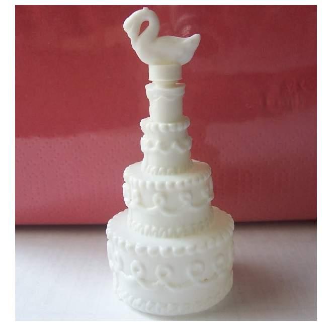 esküvői buborékfújó - hattyús (24 db)