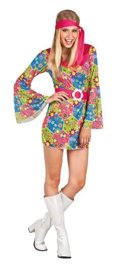 Hippie női fesztiválos ruha - M-es méret