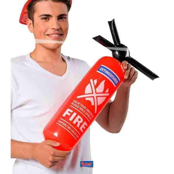 felfújható tűzoltó készülék (20269)
