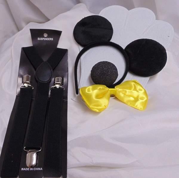 Mickey egér szett - 5 részes