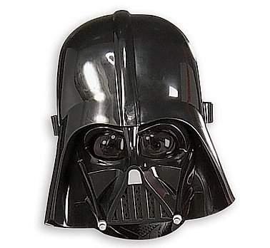 Star Wars - Darth Vader műanyag maszk / álarc