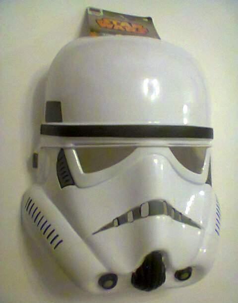 Star Wars -birodalmi rohamosztagos maszk