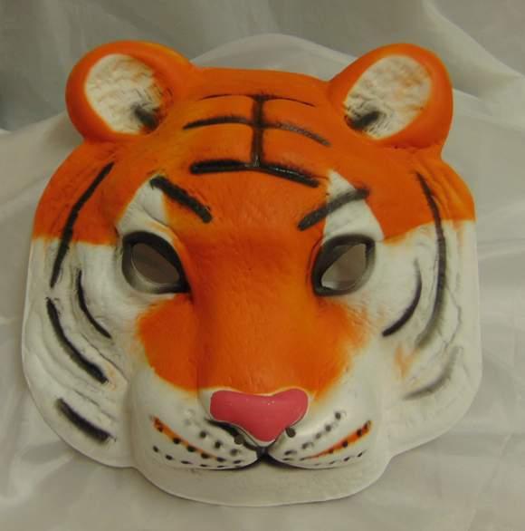 tigris álarc - polifoam