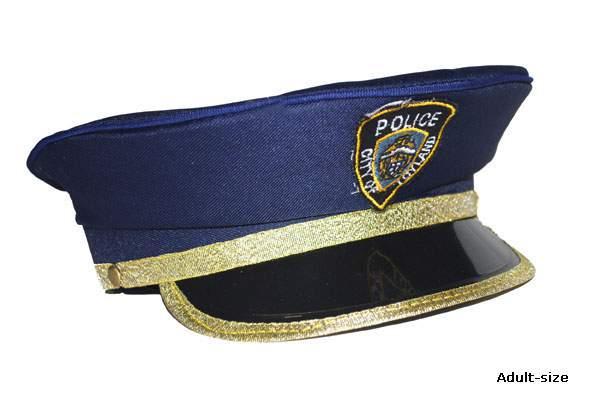 rendőr tányérsapka