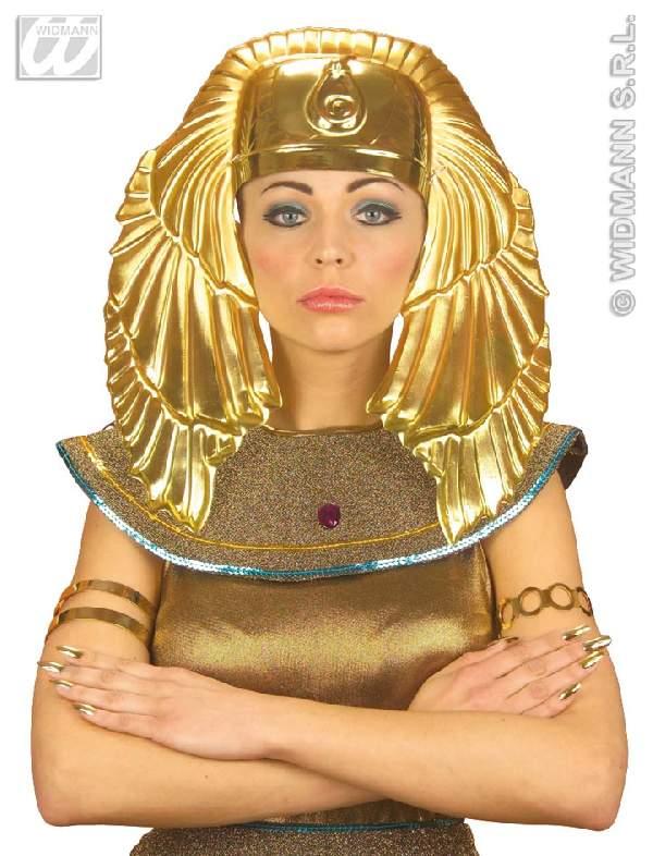 Kleopátra fejdísz