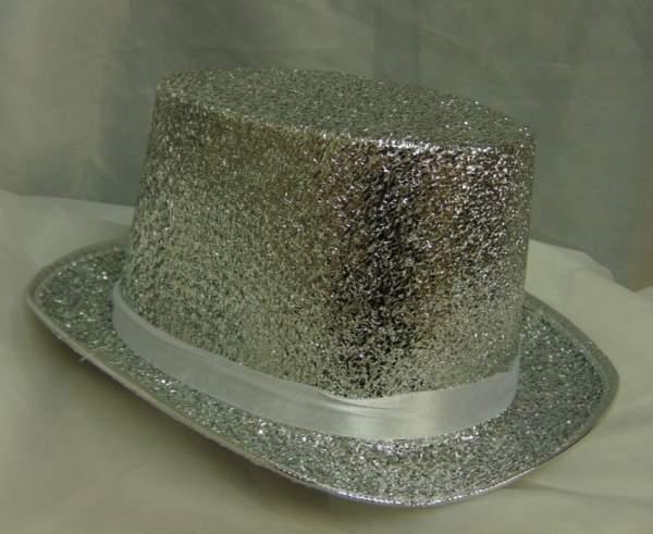 cilinder - ezüst