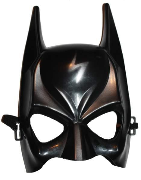 Batman - kemény műanyag maszk