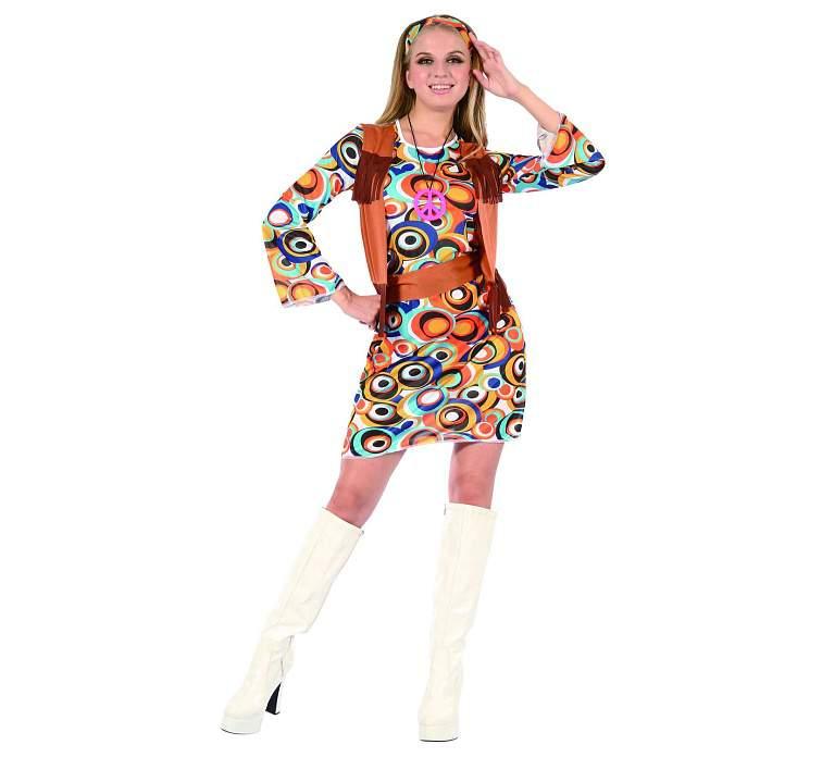 Hippie - női jelmez