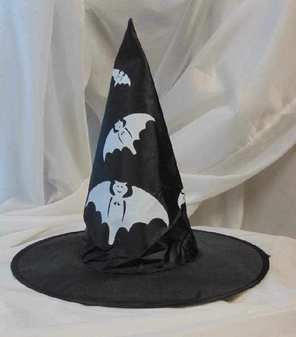 boszikalap - denevéres vagy boszorkányos