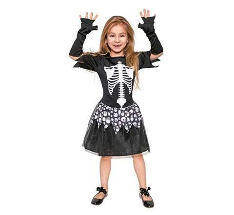 Csontváz lány jelmez
