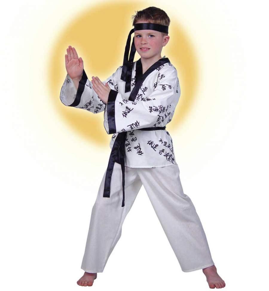 Kung fu harcos jelmez