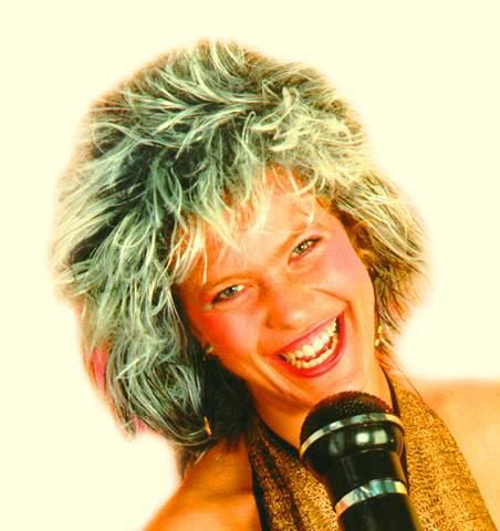 Tina Turner paróka