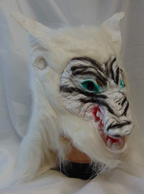 Farkas / vérfarkas maszk