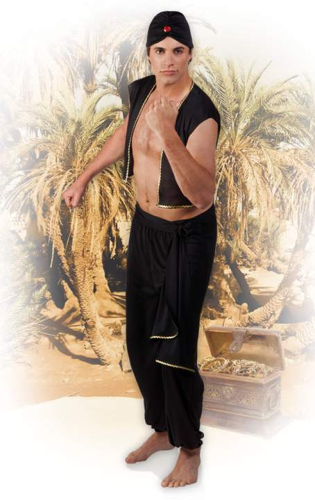 Aladdin vagy török jelmez (M / L méret)