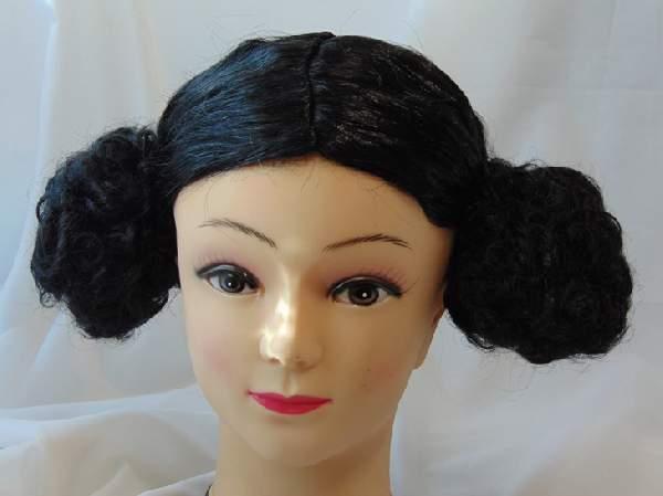 Leia hercegnő paróka