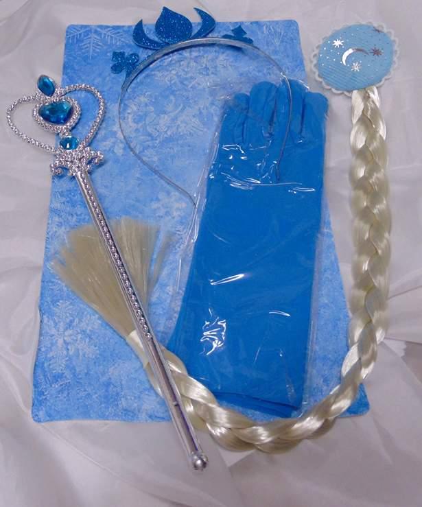 Jégvarázs - Elsa szett, 4 részes