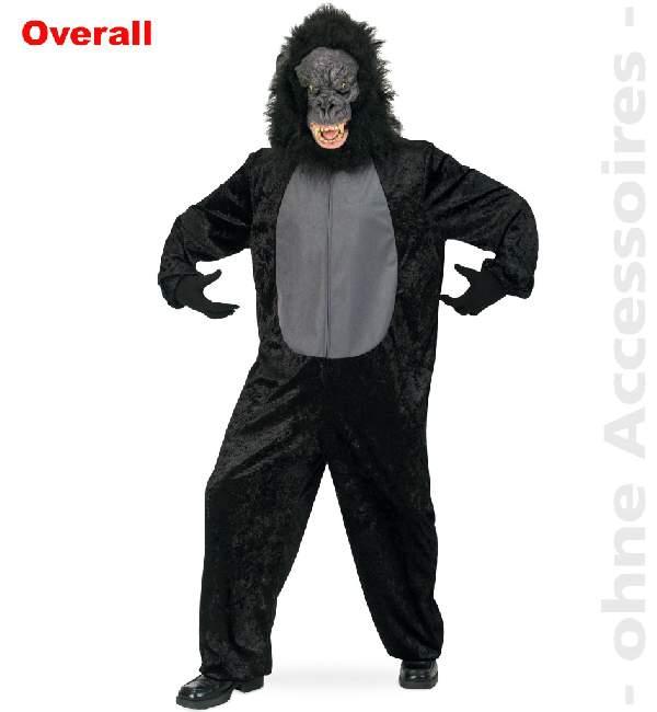 Gorilla jelmez