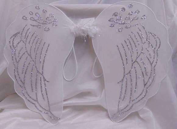 angyalszárny - fehér