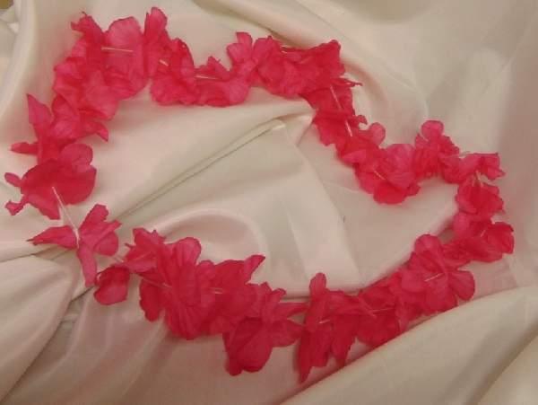 hawaii füzér pink (12 db)